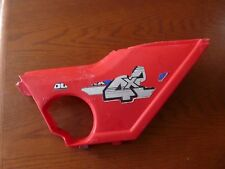 D151 86-89 HONDA TRX 350 4X4 FOREMAN RIGHT HAND SIDE GAS PETCOCK COVER