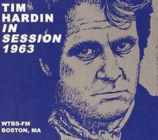 Tim Hardin - In Session 1963,WTBS-FM, Boston, MA (NEW CD)