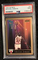 1990 SKYBOX Michael Jordan #41 PSA 9 MINT CHICAGO BULLS