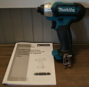 New! Makita CXT 12-Volt Compact Impact Driver (DT03) [Tool Only] [Open Box]