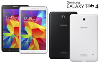 "Samsung Galaxy Tab 4 SM-T337 16GB 8"" Verizon, AT&T Unlocked & T-Mobile Wifi + 4G"