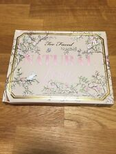 Too Faced Natural Love Ultimate Neutral Eye Shadow Palette BNIB AuthenticSoldout
