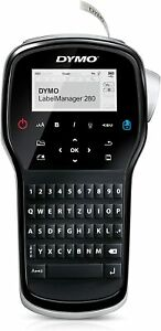 DYMO Label Maker | LabelManager 280 Rechargeable Portable Label Maker