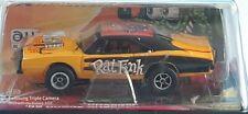 Rare Auto World Rat Fink Blown Yellow 69 Charger HO Slot Car Runs on Aurora AFX