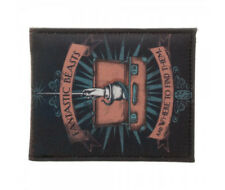 Fantastic Beasts and Where to Find Them Split Graphic Bifold Wallet