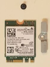 NEW - Dell Inspiron 5000 17-5759 Wireless Bluetooth Card N2VFR WLAN 802.11ac M.2