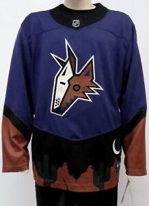 Arizona Phoenix Coyotes Hockey Jersey Reverse Retro Fanatics Size L NEW w/Tags