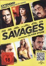 Savages - Extended Version - Verleihversion - DVD - NEU (FSK18) Sofort lieferbar