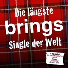 """BRINGS """"DIE LÄNGSTE SINGLE DER WELT"""" CD SINGLE NEW"""