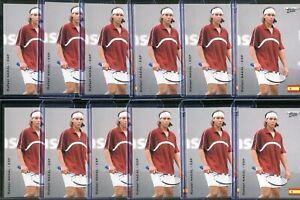 Rafael Nadal 12 Rookie Card Lot 2003 NetPro Elite Tennis Event Edition #E27