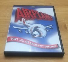 AIRPLANE DVD WIDESCREEN SLIPCOVER ROBERT HAYS LESLIE NIELSEN 2005