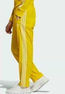 adidas Men's Firebird Track Pants Yellow ED7014