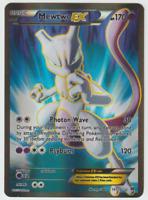 Pokemon Card Ultra Rare Full Art Breakthrough 2015 Mewtwo EX 157/162