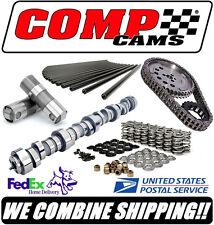 COMP Cams 219/227 GM LS LS1 LS2 LS6 LSR Cathedral Port Complete Roller Cam Kit