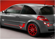 Renault MEGANE R26r R26 Stickers Graphics Decals