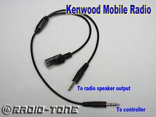 Radio-tone Adaptor Cable for Kenwood Mobile TK-5720 TK-5820 K-7100 TK-8100