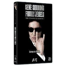 Gene Simmons' Family Jewels : Season 5 (DVD, 2011, 3-Disc Set) SEALED