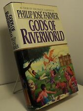 Gods of Riverworld by Philip Jose Farmer - First edition