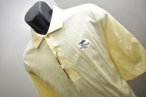 Peter Millar Golf Polo Cypress Point Club Pebble Beach Golf Shirt Mens XL NEW