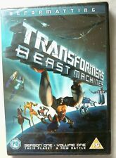 64335 DVD - Transformers Beast Machines [NEW & SEALED]  2007  CDR 46504