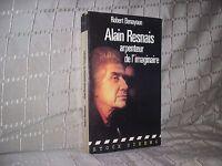 Alain Resnais arpenteur de l'imaginaire par Robert Benayoun