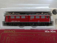 BEMO h0m 1254 127 RhB Locomotive avec selektrix Décodeur neuf dans sa boîte