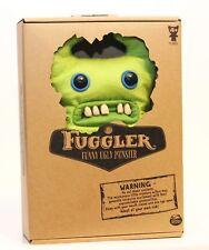 Spin Master FUGGLER - GREEN w/ HORNS - Mrs McGettricks Funny Ugly Monster - NEW