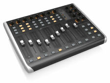 Behringer X-Touch Compact Universal Remote DAW Controller 9 Fader MIDI Interface