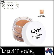 NYX Eye Shadow Base Primer ESB03 SKIN TONE Nude eyeshadow last longer AUSTRALIA