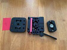 Kessler Crane Kwik Release Receiver -Mini Plate and Slider Plate