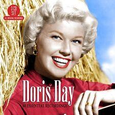 DORIS DAY - 60 ESSENTIAL RECORDINGS  3 CD NEUF