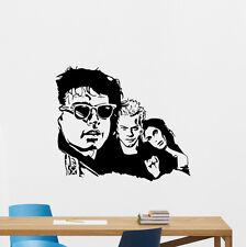 Lost Boys Wall Decal Music Band Vinyl Sticker Bedroom Art Decor Poster 138hor