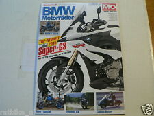 BMW MOTORRÄDER MOTORRAD SONDERHEFT MO NO 52 SUPER GS,NINE T SPEZIAL,F800 R,S1000