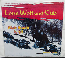 LONE WOLF AND CUB: WHITE HEAVEN IN HELL - 1974 - Laserdisc - Brand New!