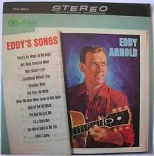 "EDDY ARNOLD ""Eddy's Songs"" USED 1964 RCA Camden STEREO LP VG+/VG+"