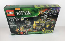 Lego TMNT Ninja Turtles 79115 Turtle Van Takedown 368 pcs 2014 Sealed Retired