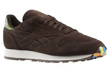 Reebok Classic Leather MSP Size 9 Brown Munchies Pack Cosmic Brownie BD4886