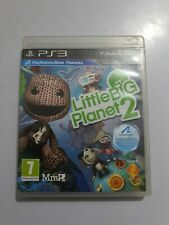 Little Big Planet 2 PlayStation 3 (ps3) PAL Uk (Reino Unido) COMPLETO