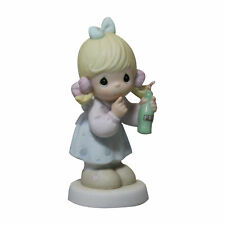 Precious Moments Figurine 112870 ln box To A Niece With A Bubbly Personality
