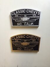 Classic Chevrolet Belair Wall Plaque/sign