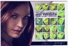 X Men 3 The Final Stand Casting Call Chase Card CC5 Famke Janssen as Phoenix