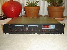 Orban 787A, Black, 787A/U Mic Processor Compressor, Gate, Eq, Deesser, Vintage