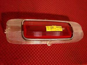 66 1966 CADILLAC NOS TAIL LIGHT LENS GM pt# 5957346
