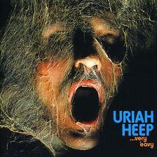 Uriah Heep - Very Eavy Very Umble [New CD] Bonus Tracks, England - Import