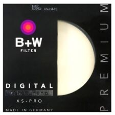 B + W XS-Pro UV-Haze MRC nano Digital 010 Filtro - 62mm