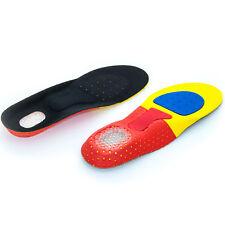 Komfort Einlegesohlen Sport Gelschuheinlagen Fußbett Schuh Einlagen Einlegsohlen