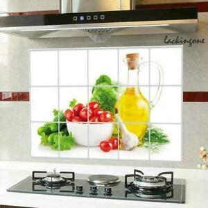 Kitchen Oil Proof Sticker Wall Stickers Home Decorative Accessories Stickers Hot