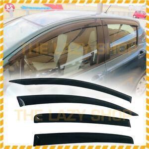 Weathershields, Weather Shields for Toyota Yaris Hatch 5D 11-20 Window Visors