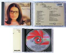 NANA MOUSKOURI Song For Liberty .. 1982 Silver Red Philips CD