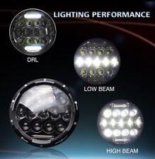 (1) Military Deuce 2 1/2 Ton M35 M35A2 Headlight LED  Head Light Plug & Play 75W